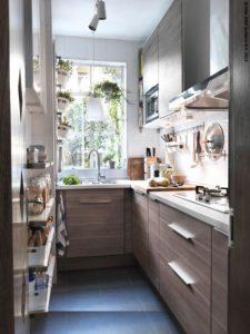 ideeën voor een kleine keuken