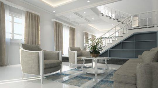 Vloeren voor vloerverwarming